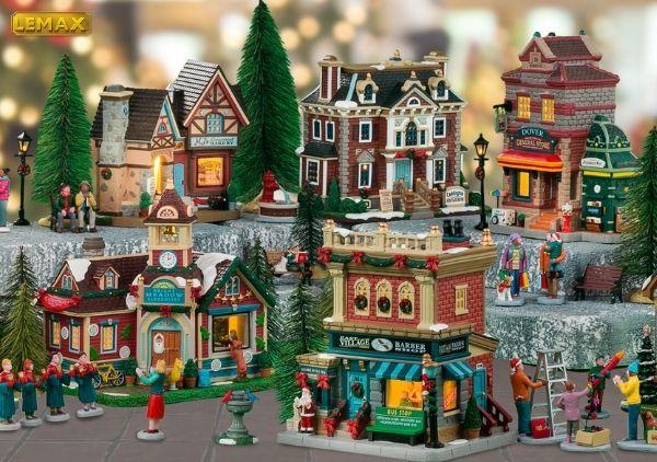 Lemax 2021 Christmas Village House Home Felinaworld Com Felinaworld